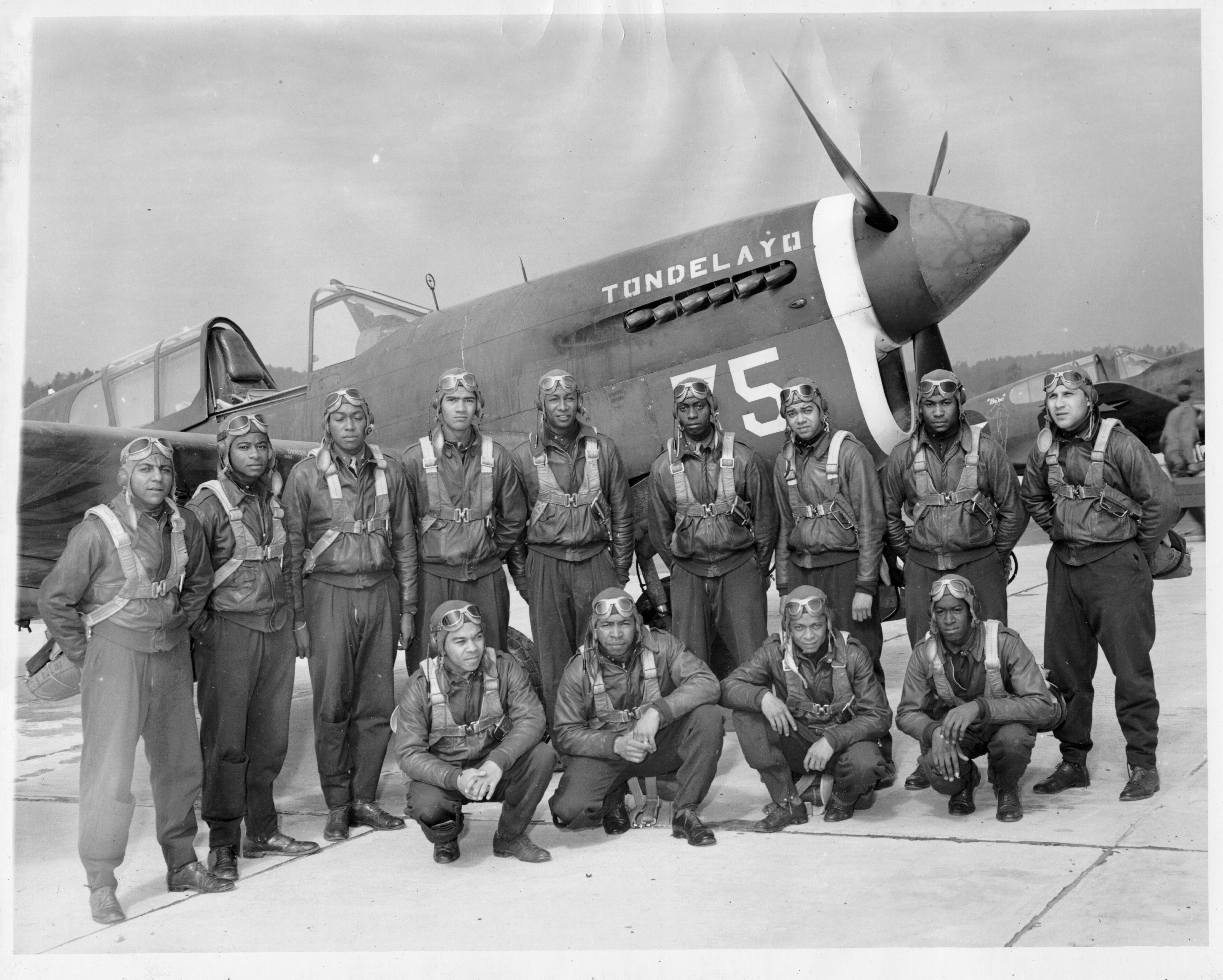 tuskegee airmen facts